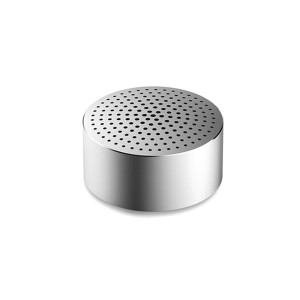 Mini Speaker Xiaomi Bluetooth Portatile Wireless Universale (Argento)