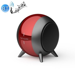 [IT] Bluetooth Mini Speaker with hands-free calling support (RED)