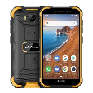 [IT] Ulefone Armor X6 Smartphone Rugged Robusto (Arancione)