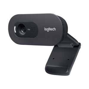 [CN] Webcam Logitech 720p HD IPTV (Nero)