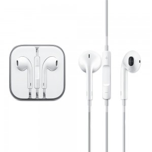 Auricolari Cuffie EarPods Apple Iphone 4 4s 5 5s 5c SE 6 6s Plus Jack